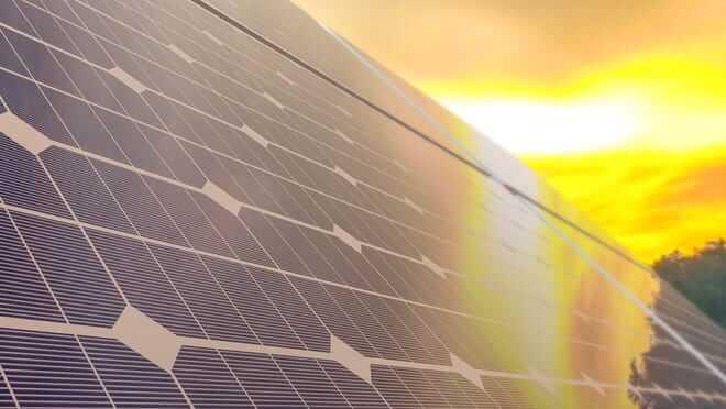 solar power as a service